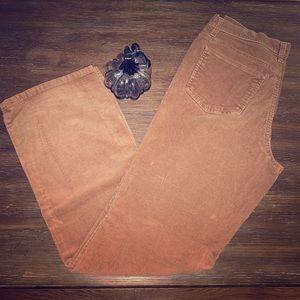 Ralph Lauren Brown Corduroy Pants